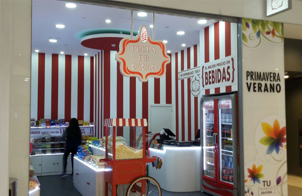 Nueva tienda de Pulpa de Cacao en Leganés